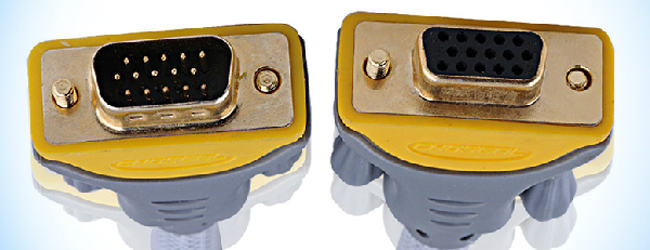 vga接口以及vga接口焊接